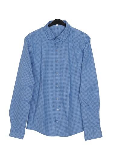 Bliss Gömlek Mavi